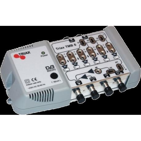 TMB-6 VHF I, FM, VHF III a UHF zosilňovač