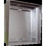 Helios zápustná krabica + strieška pre 2 moduly