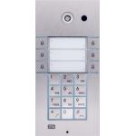 Helios IP VARIO, 3x2 tlačítka + klávesnica IP dverný vrátnik