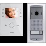 ZH1262AGLW digitálna dvojvodičová video súprava pre 1 užívateľa