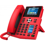 CDV - X5U - R Špeciálny červený IP telefón